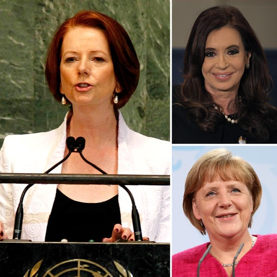 Meet the Women Who Rule the World