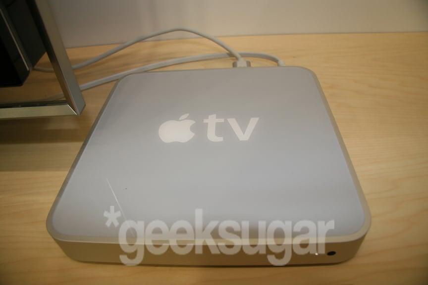 Apple TV's Shipment Date Postponed?