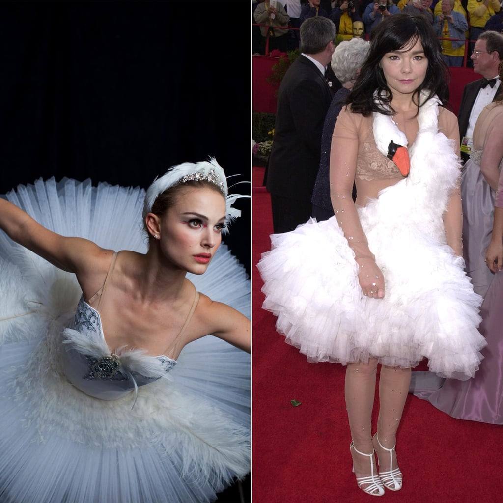 The White Swan or Björk  sc 1 st  Popsugar & The White Swan or Björk | Easy Costume Ideas | POPSUGAR Fashion Photo 3
