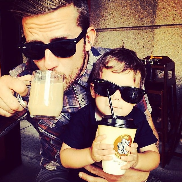 Do You Like Men? Do You Like Coffee? Then You'll LOVE This Instagram Account