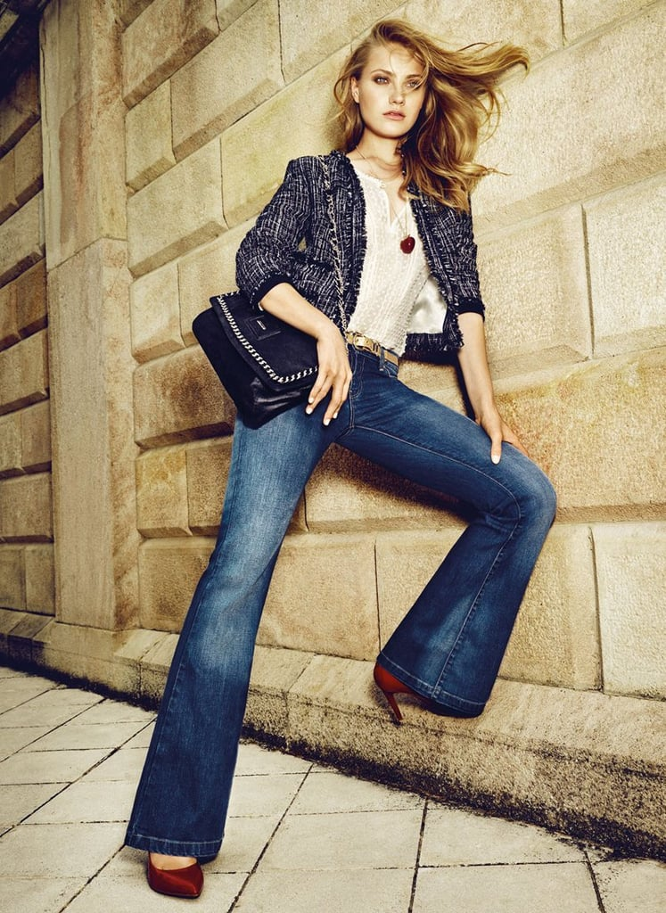 Mango Shows Chic Pieces For Its Fall City Wear Collection