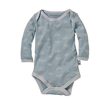 At just $6, we can't get over the value of the all-organic Essential Short-Sleeve Bodysuit — a layette essential.