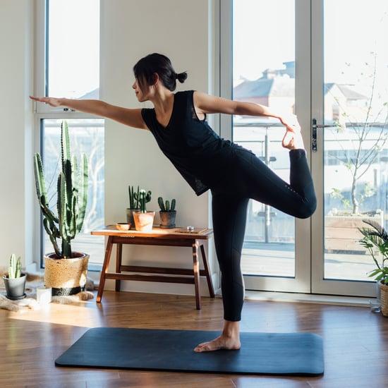 Amazon BalanceFrom Yoga Mat Review