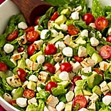 Caprese Chicken Chopped Salad