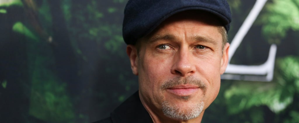 "Brad Pitt Assures Everyone ""He's Got Nothing to Hide"" After Truth-Telling GQ Interview"