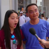 Dads Asked About Their Kids in Jimmy Kimmel Street Interview