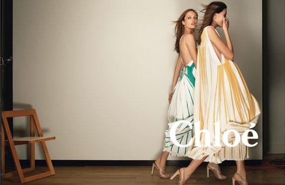 Chloé Spring 2012 Ad Campaign