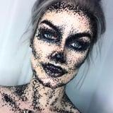 Pointillism Makeup Is Guaranteed to Make Your Skin Crawl