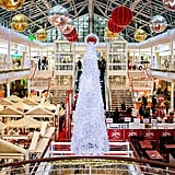 1. Follow Department Store Timing When Making Plans You might roll your eyes when Christmas decorations start taking over shopping malls before Halloween arrives, but jot this down for next year: one of the best-kept secrets of Type A moms is the long-lead deadline. It takes a lot of forward-thinking, but if you can, take care of the non-time-sensitive tasks — gift shopping and holiday card making — as far in advance as you can. That means spending those lazy Summer months crafting Halloween costumes so your September can be devoted to Thanksgiving meal prep and you can hit the ground running with holiday to-dos as early as October.   2. Update Your Address Book All Year Long If you like to send holiday cards to friends and family, there's no greater stress than having to send out dozens of time-sensitive emails asking for updated addresses or, worse, sifting through emails trying to remember your second-cousin's fiancé's last name. Instead, make it a habit to keep your address list — preferably in a Google Doc spreadsheet so you can reference it anywhere — up to date by making adjustments as they come.