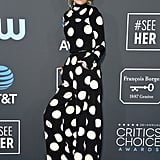 Judith Light at the 2019 Critics' Choice Awards