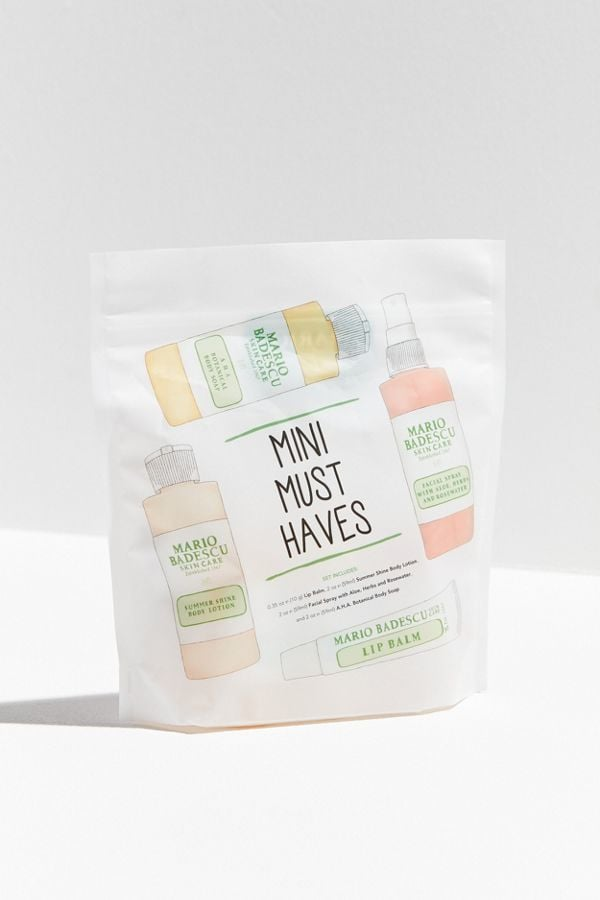 Mario Badescu Mini Must Haves Skin Care Kit 42 Cute And Weirdly Useful Stocking Stuffers Everyone Will Be Hoping For This Year Popsugar Smart Living Photo 28