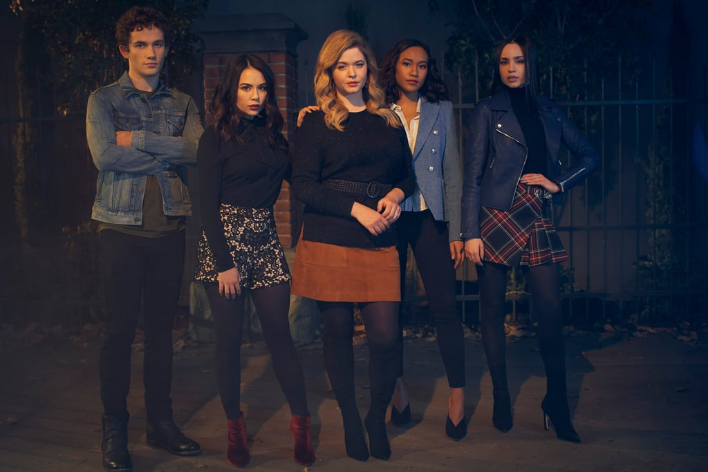 Pretty Little Liars: The Perfectionists Cast