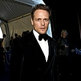 Sam Heughan at the 2020 Critics' Choice Awards