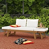 Beal Patio Daybed With Cushions