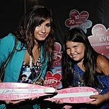 Madison De La Garza's Birthday Tribute For Demi Lovato 2018