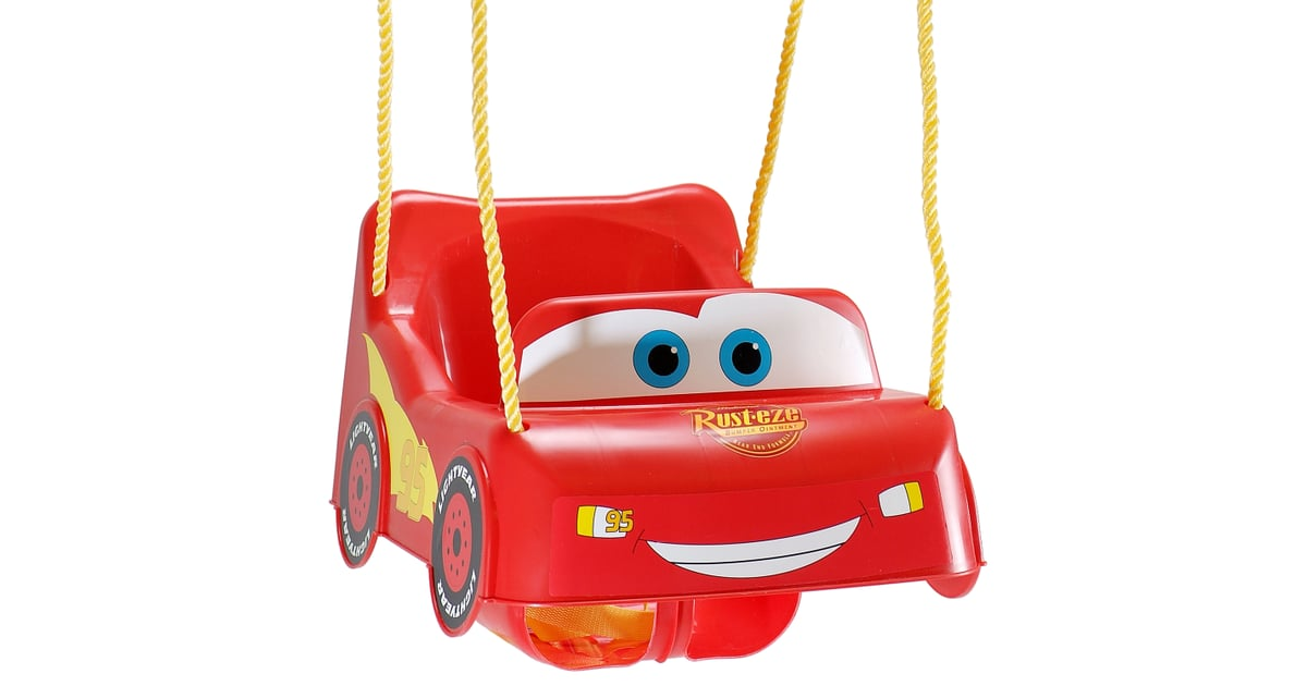 41b1efa72de Disney pixar cars swing new infant toys popsugar family photo jpg 1200x630  Disney tire swing