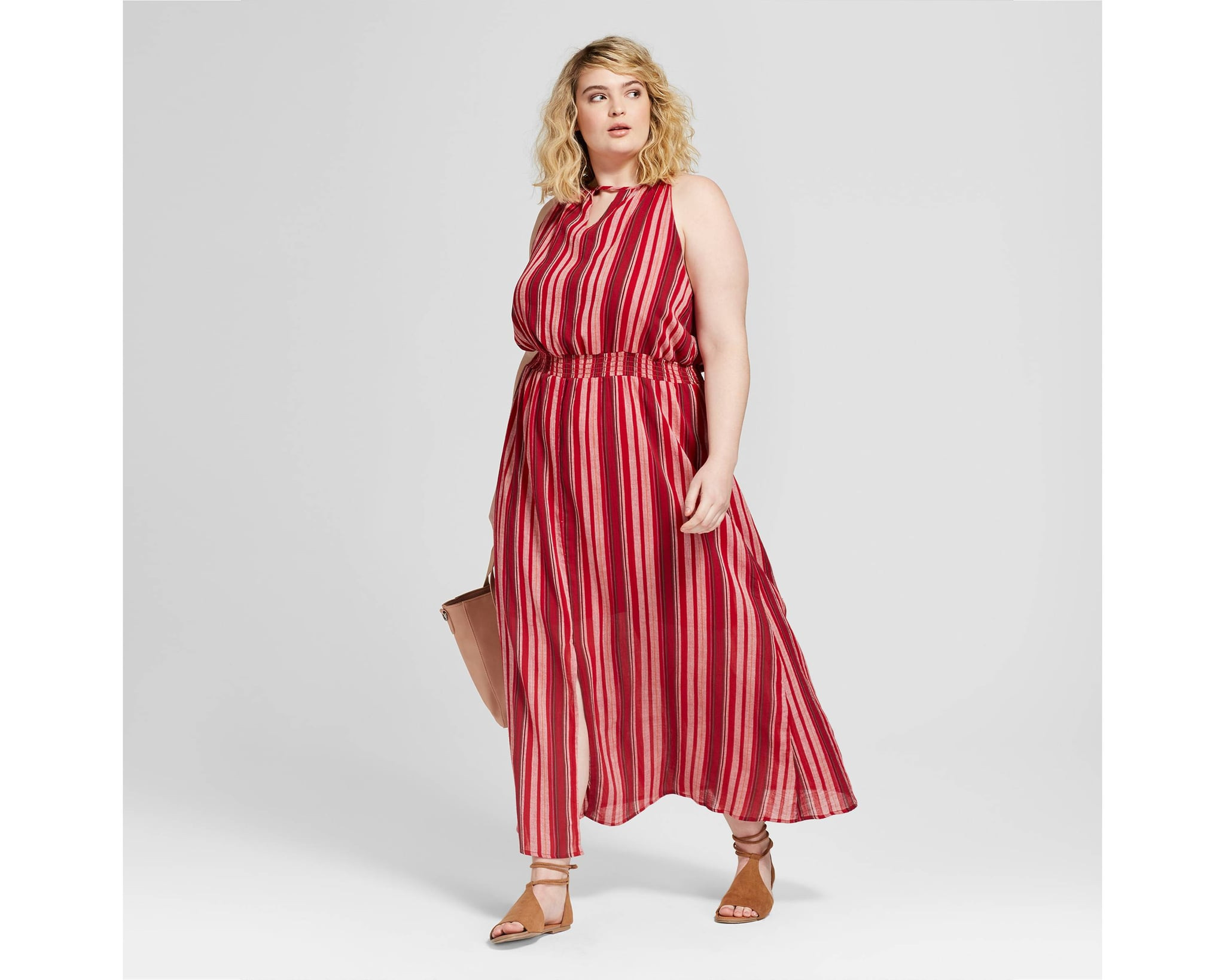 Women\'s Plus Size Stripe Maxi Dress   Target, the Happiest ...