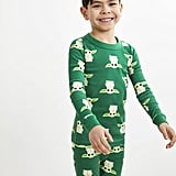 Hanna Andersson Baby Yoda Pajamas For Kids