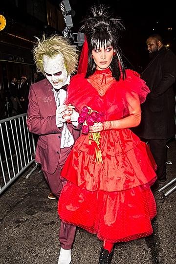 Bella Hadid and The Weeknd Halloween Costumes 2018