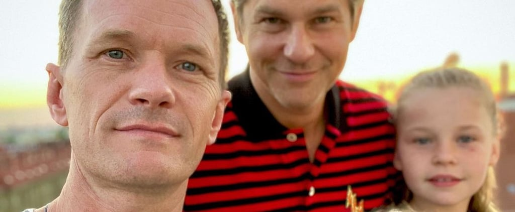Neil Patrick Harris Quotes on Twins Turning 10 Years Old