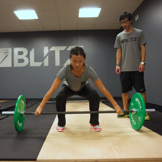 Sports Club LA Blitz Class Review