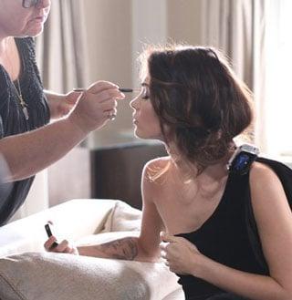 Pictures of Megan Fox's Giorgio Armani Shoot