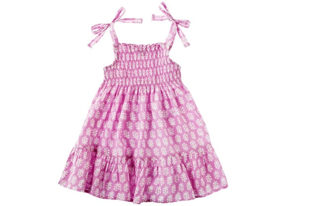 Booti Smocked Sundress ($58)
