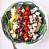 Lunch: Healthier Cobb Salad