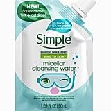 Simple Micellar Cleansing Water