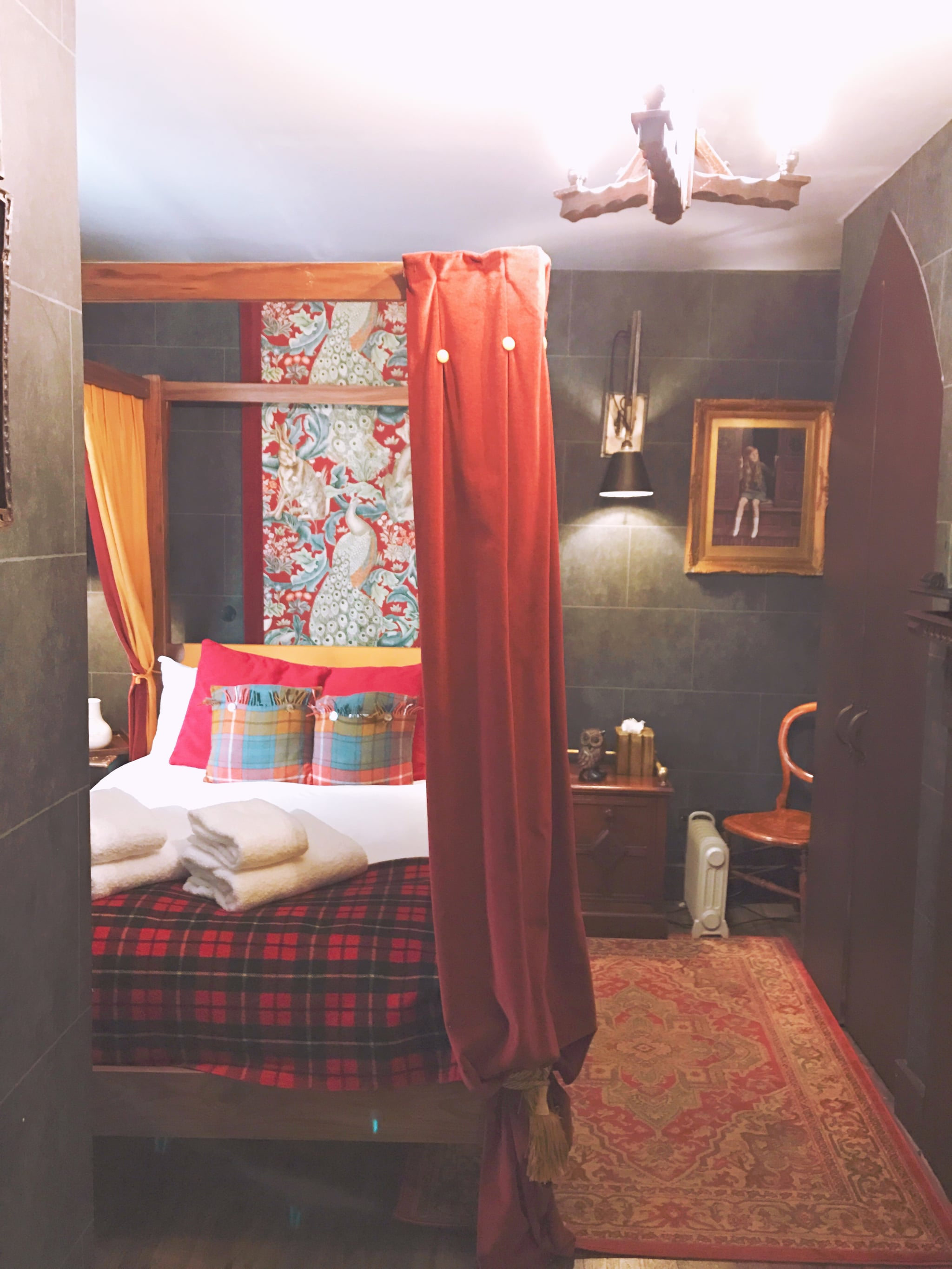 The Room Is Quite Small But It Is Cozy And Cute I Stayed