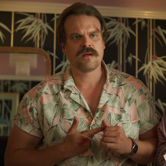 Funny Tweets Memes About Jim Hopper's Shirt Stranger Things