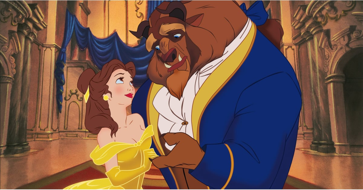 Beauty and the Beast Animated Movie Facts | POPSUGAR Entertainment