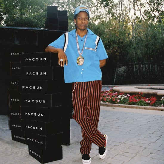 A$AP Rocky Is PacSun's First-Ever Guest Artistic Director