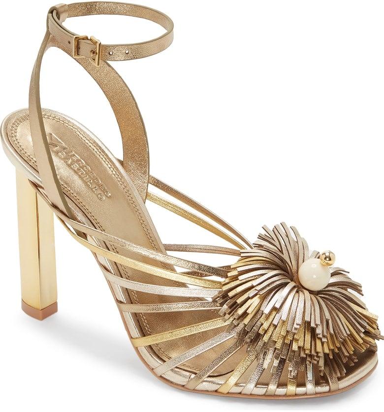 Mercedes Castillo Ilma Ankle-Strap Sandals