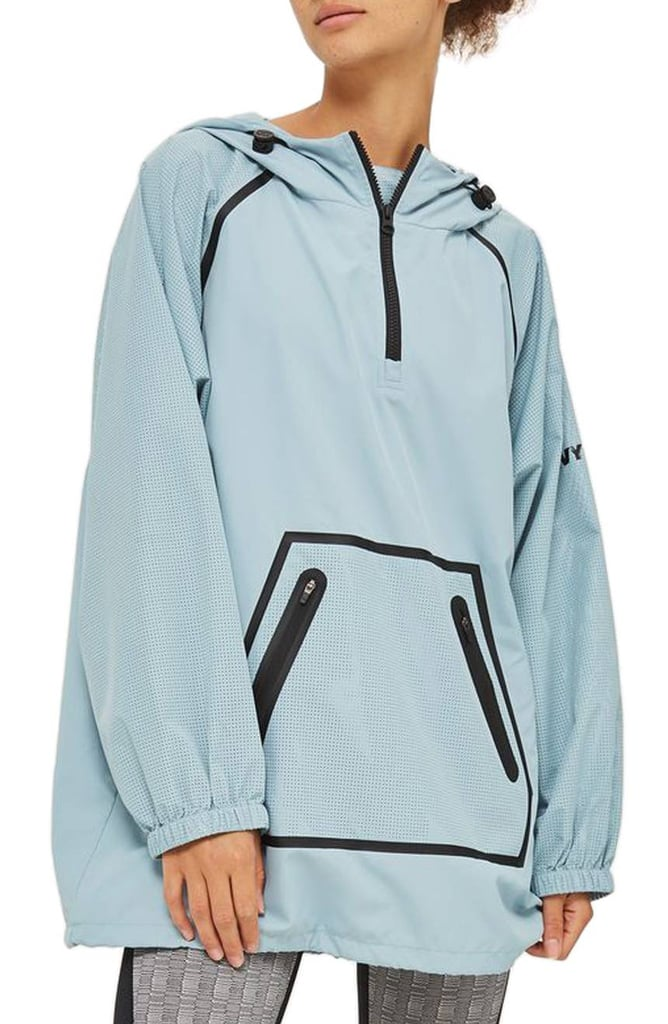selena gomez wearing the weeknd 39 s jacket popsugar. Black Bedroom Furniture Sets. Home Design Ideas