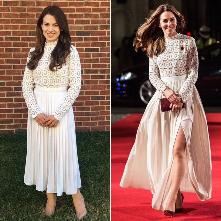 Kate Middleton Fans Copy Outfits On Instagram Popsugar Fashion