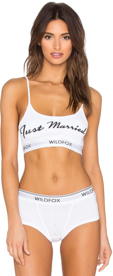 Wildfox Couture Married Bra ($48)