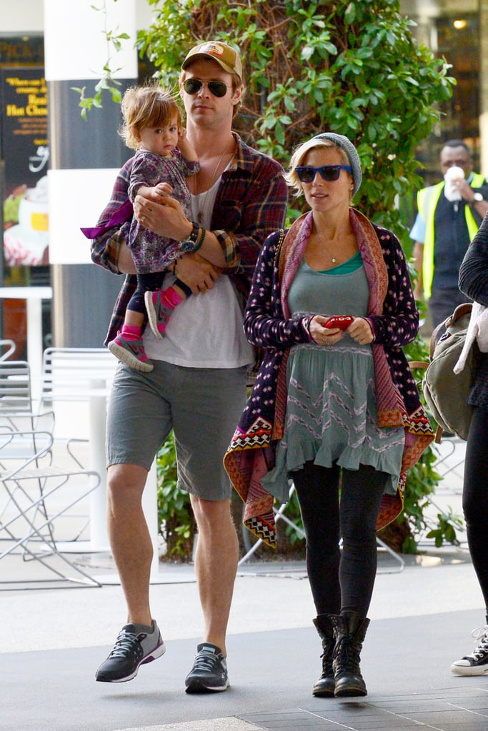 Yes, Chris Hemsworth's Family Is Really This Good Looking