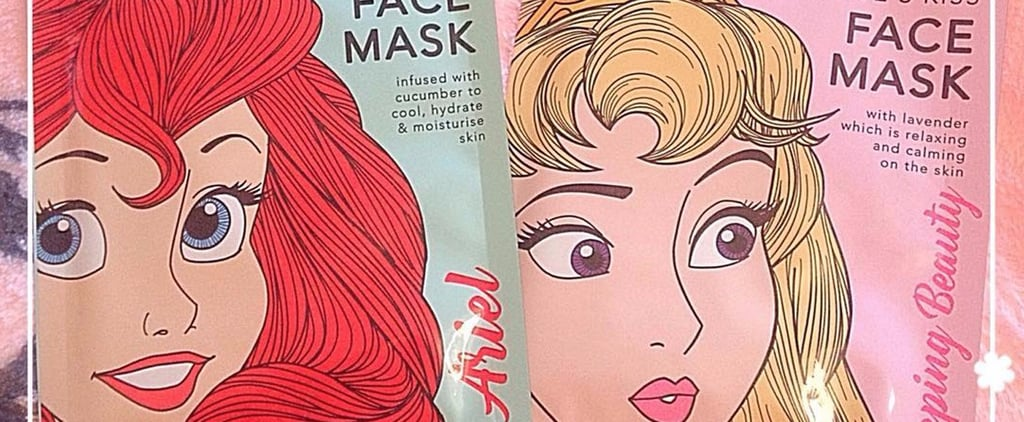 You Can Literally Transform Into Your Favorite Disney Princess With This Face Mask