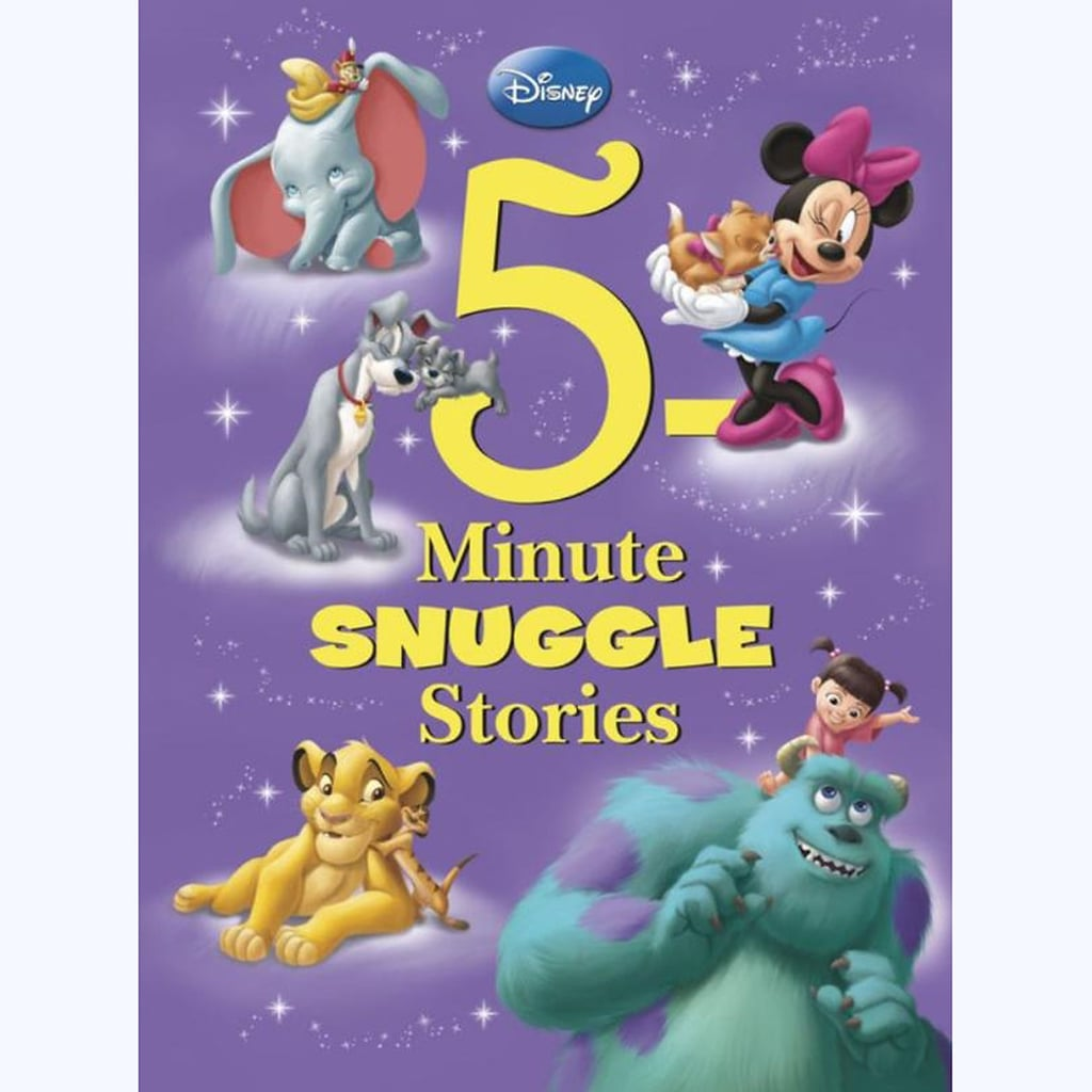 5-Minute Snuggle Stories ($12)