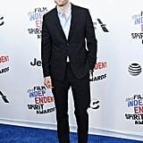 Pictured: Robert Pattinson