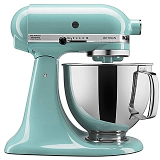 Teal Kitchen Appliances and Accessories
