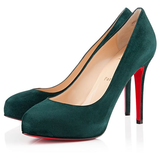 Christian Louboutin Wins Trademark Protection For Red Soles