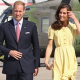 Kate Middleton and Prince William Visit Los Angeles [Video]