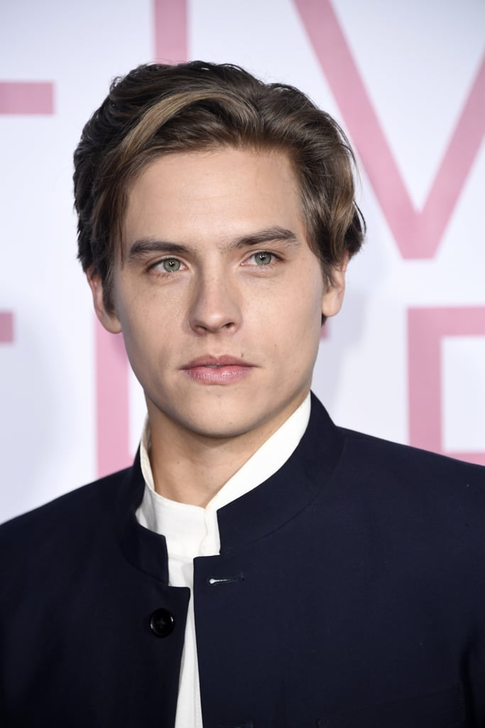 "Dylan Sprouse as ""F*cking"" Trevor"