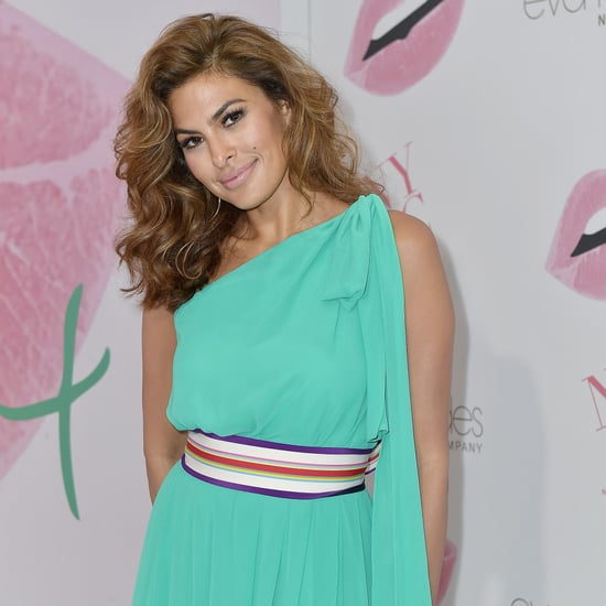 Eva Mendes at New York & Company Miami Event March 2017