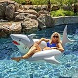 GoFloats 'Great White Bite' Shark Party Tube