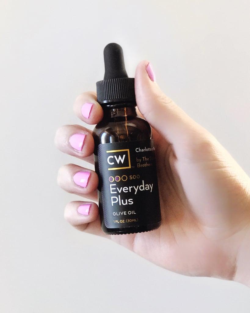 Cbd Oil Cannabis Products For Period Cramps Popsugar