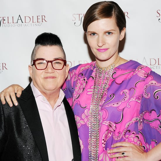 Lea DeLaria and Chelsea Fairless Break Up January 2017