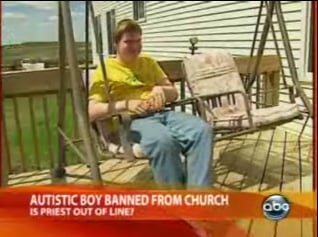 Is It Fair For Boy With Autism To Be Banned From Church?